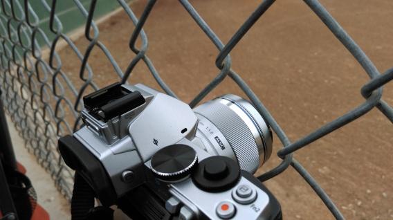 Love micros 3/4 45mm lens!